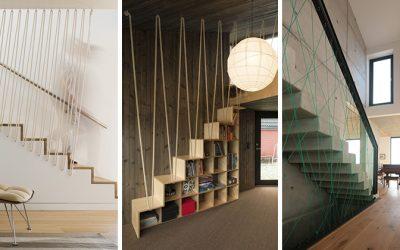 Tendencias 2020 en escaleras de diseño